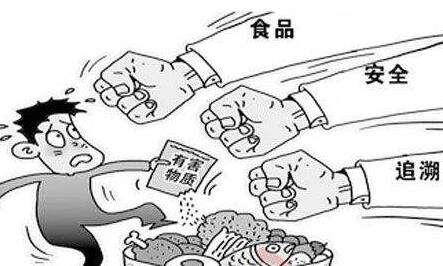 食品安全三插画v插画漫画剑图片